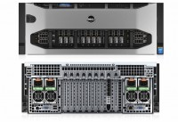 Dell PowerEdge R920 4U E7-4809v2*2/4G/2*300G 2.5 SAS10K/4*1GE/H730P 2G/1100W*2/DVD