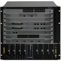 Huawei S7706 non-PoE Chassis with 2*SRUH, 2*AC Power (ES1Z06EACH00)