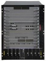 Huawei S7712 PoE Chassis with 2*800W AC Power, 1*2200W AC Power, 2*POE Interface Card (ES1Z12SPAZ00)