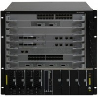 Huawei S7706 PoE Chassis with 2*800W AC Power, 1*2200W AC Power (ES1Z06SPAZ00)