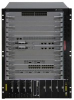 Huawei S7712 non-PoE Chassis with 2*SRUH, 2*AC Power (ES1Z12EACH00)