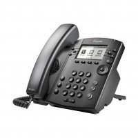 IP-телефон VVX 310 (Skype for Business/Lync edition) 2200-46161-019
